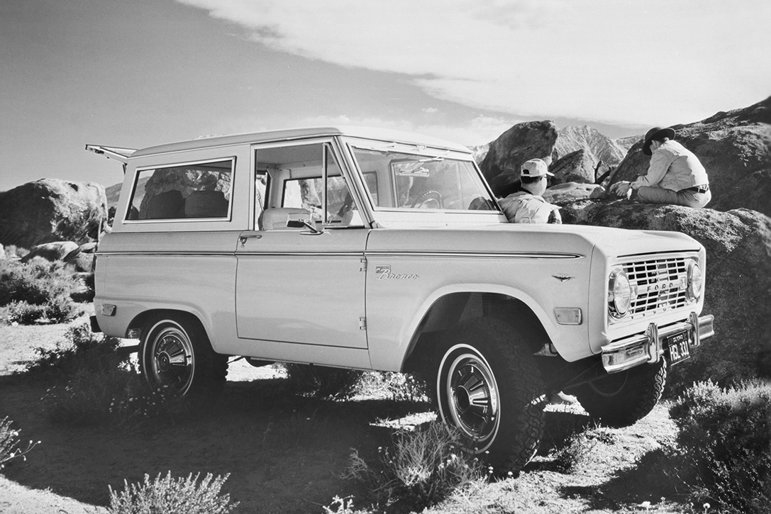 The Complete History Of Ford Bronco Hiconsumption 1980 Frame First Generation