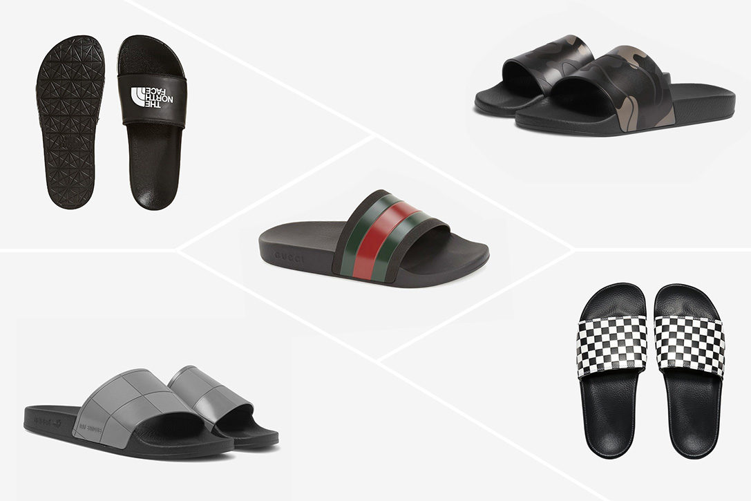 62bceb3cfce4 Footwear Freedom  15 Best Slides For Men