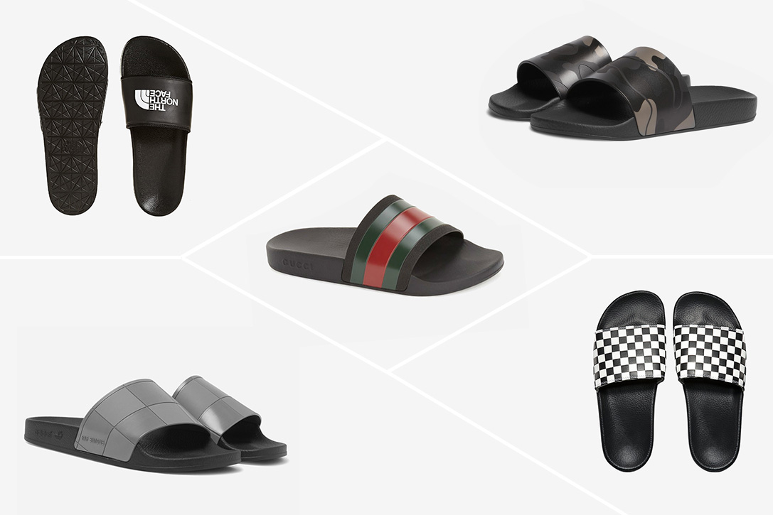 b5b531fe7c50 Footwear Freedom  15 Best Slides For Men