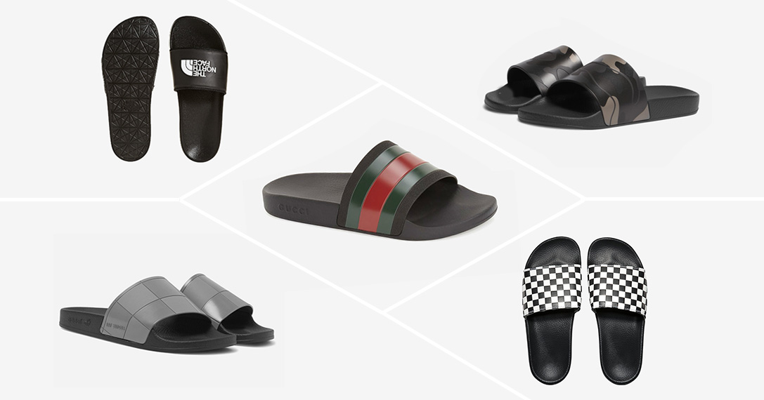 ce40e9a5e19f63 Footwear Freedom  15 Best Slides For Men