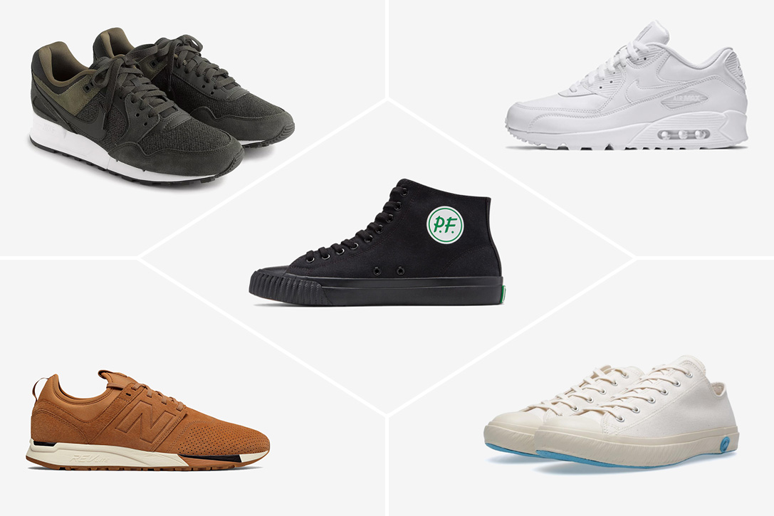 best mens sneakers 2018