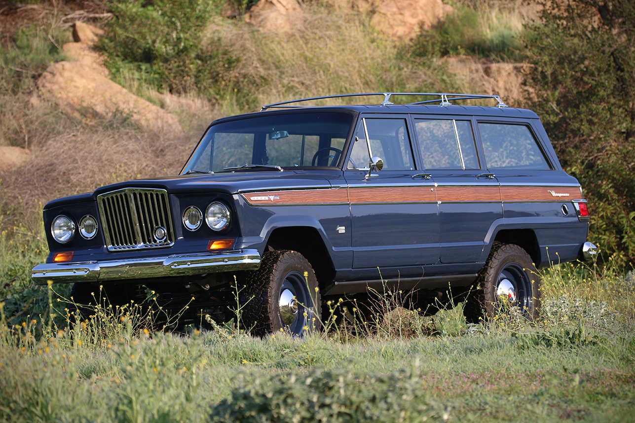 1965 Kaiser Jeep Wagoneer By Icon 4x4 Hiconsumption