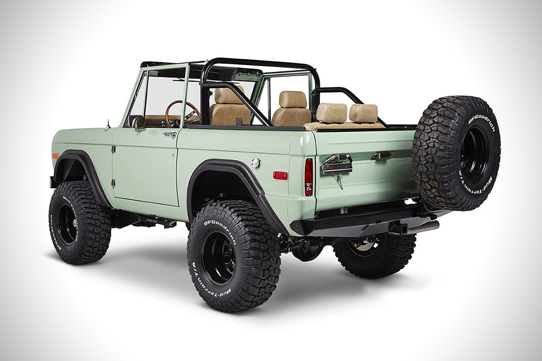 1970 ford bronco \u0027the salt flats\u0027 hiconsumption1970 Ford Bronco Lifted #15
