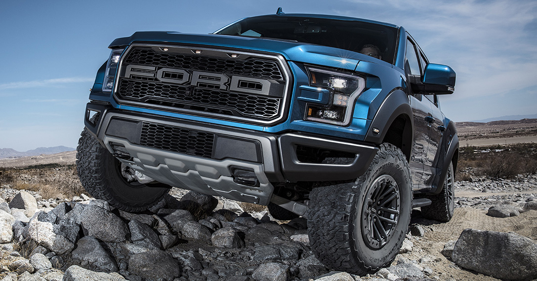 2019 Ford F-150 Raptor | HiConsumption