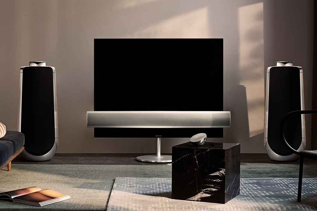 Bang Amp Olufsen Beovision Eclipse Oled 4k Tv Hiconsumption