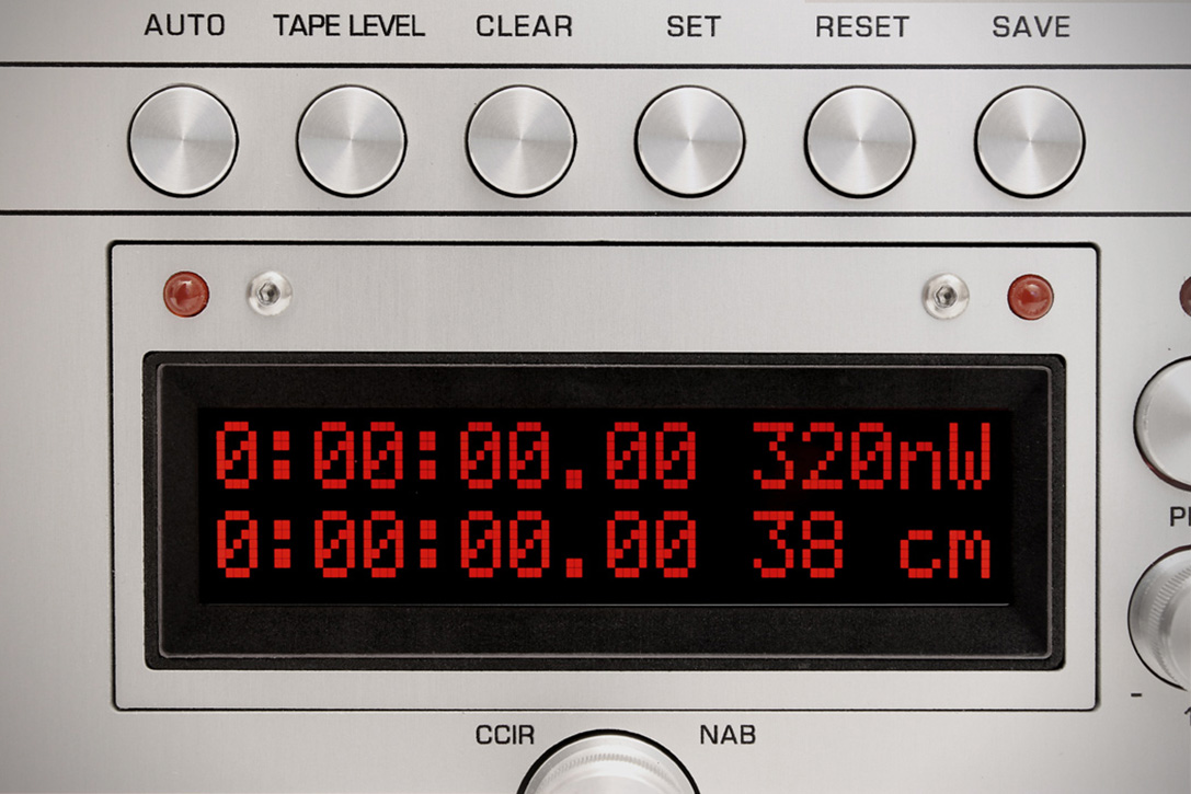 Ballfinger M 063 Reel To Reel Tape Decks Hiconsumption