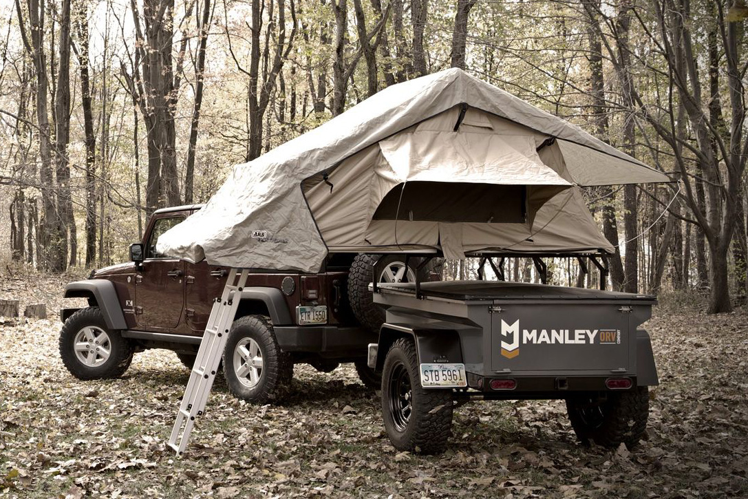 Types Of Jeeps >> Cheap Sleepers: 8 Best Camper Trailers Under $10,000 ...