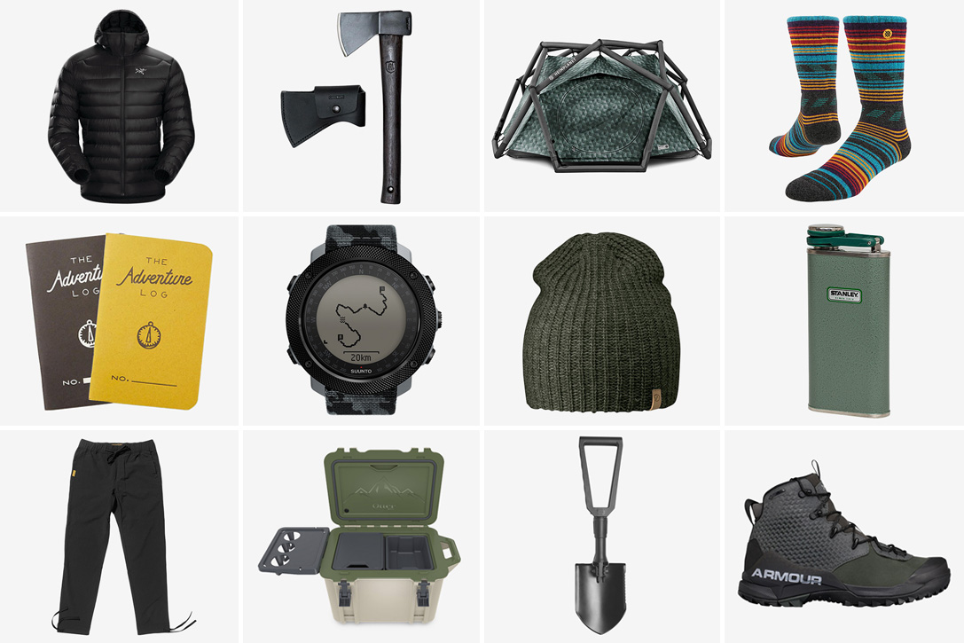 Best Camping Gear 2019 Adventure Accessories: 30 Camping Gear Essentials | HiConsumption