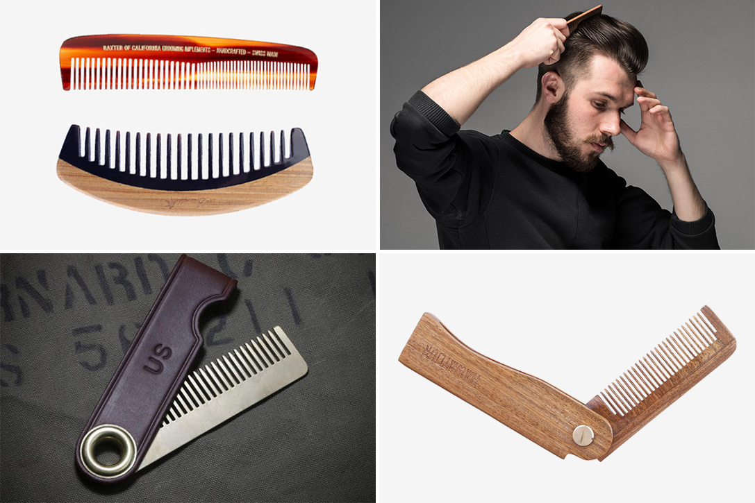 Toothsome 15 Best Hair Combs For Men Hiconsumption