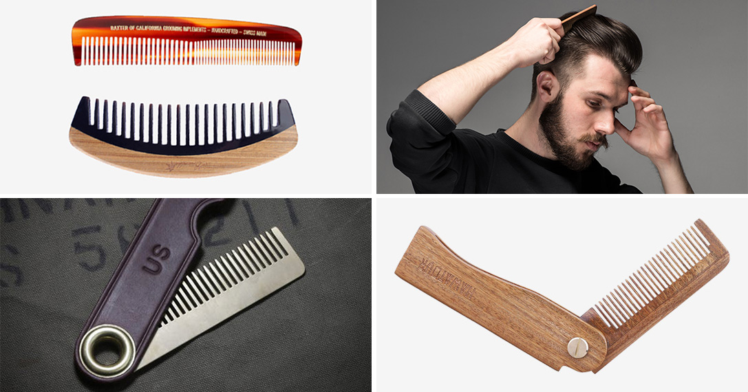 Toothsome: 15 Best Hair Combs For Men