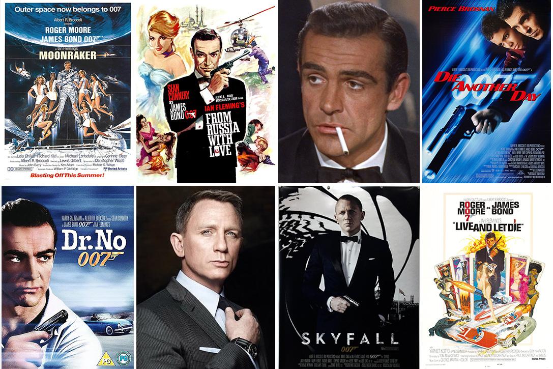 007 Spectre Official Trailer #2 (2015) Daniel Craig James ...