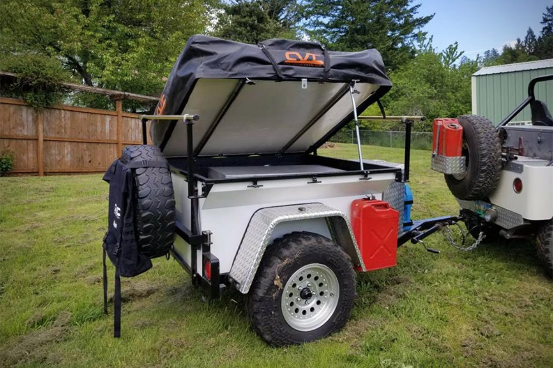 Cheap Sleepers: 8 Best Camper Trailers Under $10,000 | HiConsumption