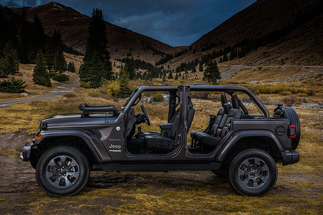 Best Overland Vehicles >> 8 Best Overlanders You Can Buy Off The Lot Hiconsumption
