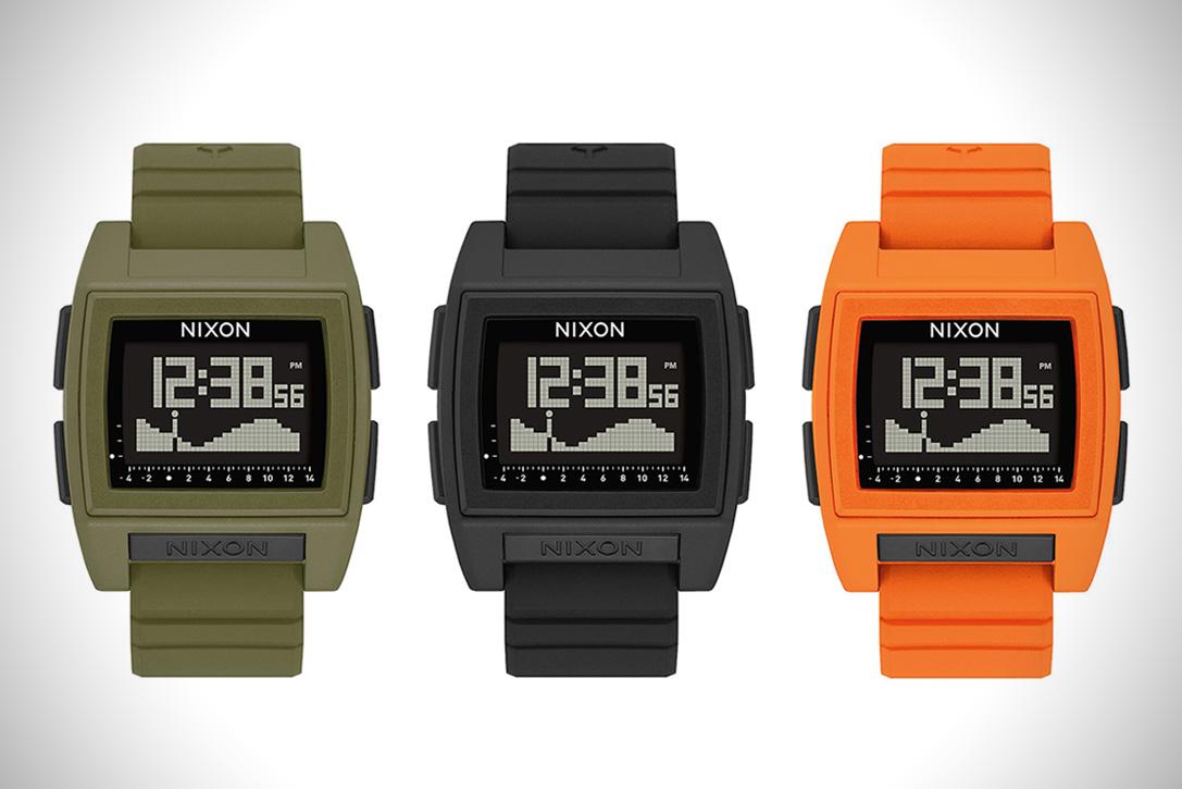 Nixon Base Tide Pro Surf Watch  68a05287da28