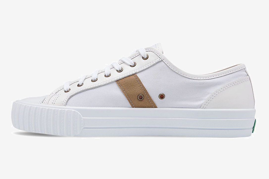 Pf Flyers X Ball And Buck Center Sneaker Hiconsumption
