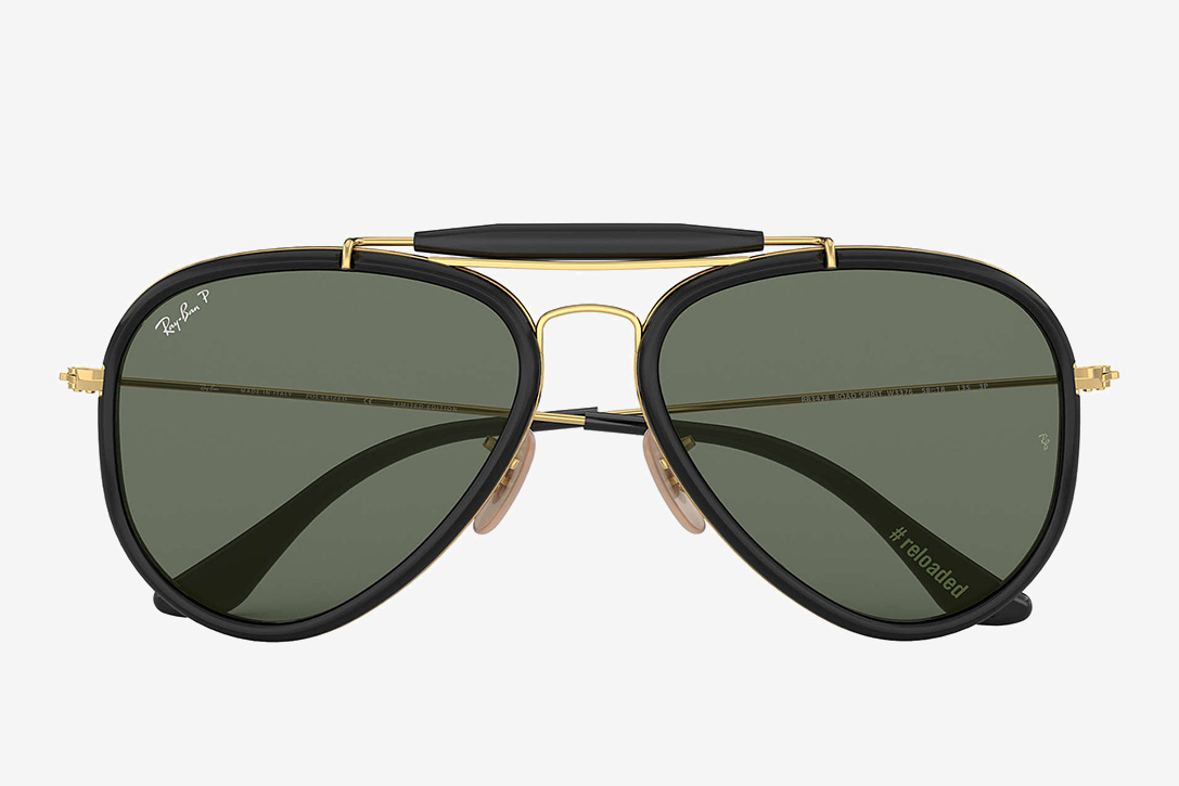 Ray-Ban's Outdoorsman Reloaded Are Based On An Iconic Pair Of Pilot Sunglasses