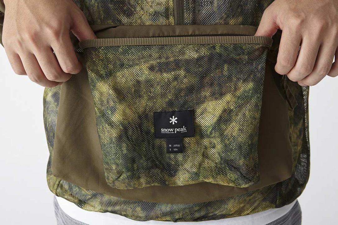 Snow Peak Insect Shield Bug Proof Jacket Hiconsumption