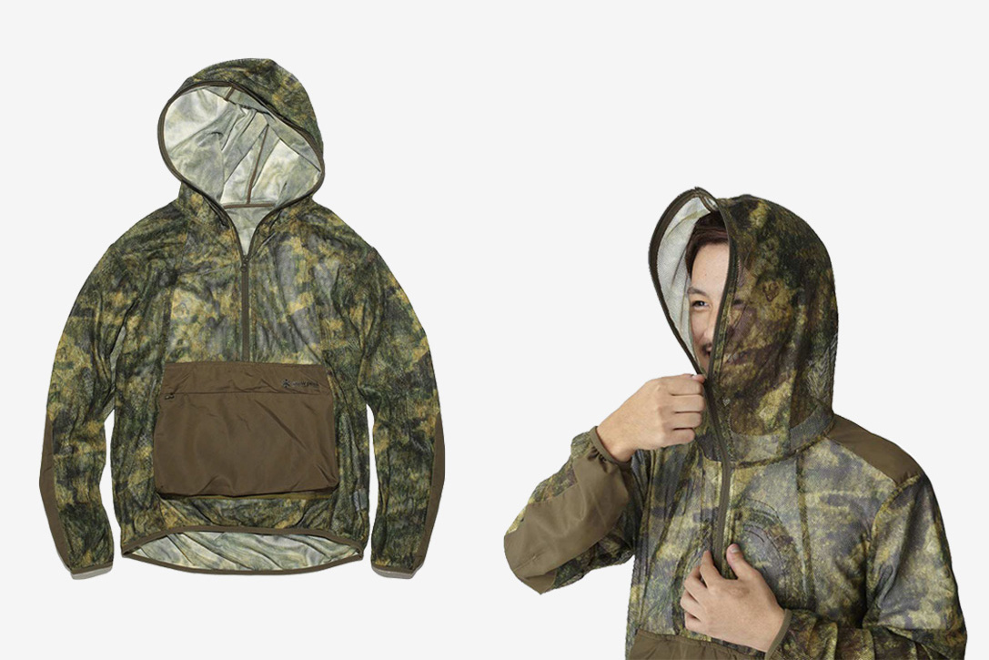 Snow Peak Insect Shield Bug-Proof Jacket