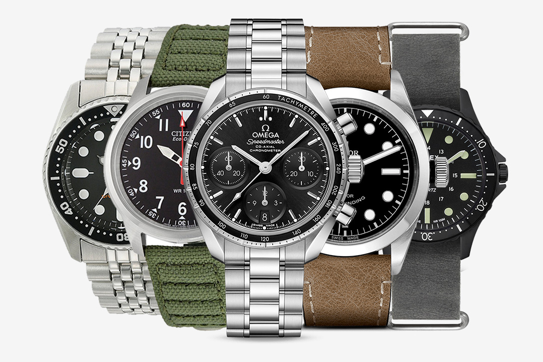 20 Best Small Watches Under 38 Mm Hiconsumption