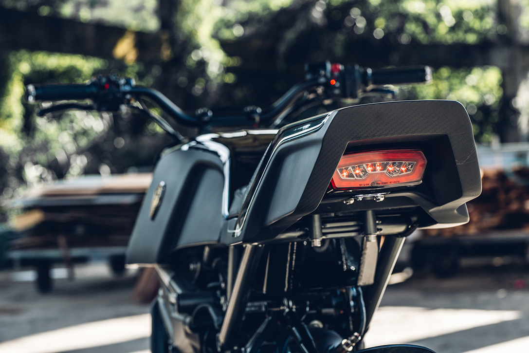 Ducati XDiavel S 'Flatout Titan' by Rough Crafts | HiConsumption