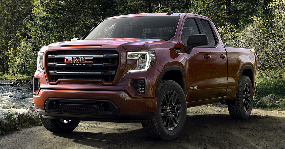 2019 GMC Sierra Elevation Pickup | HiConsumption
