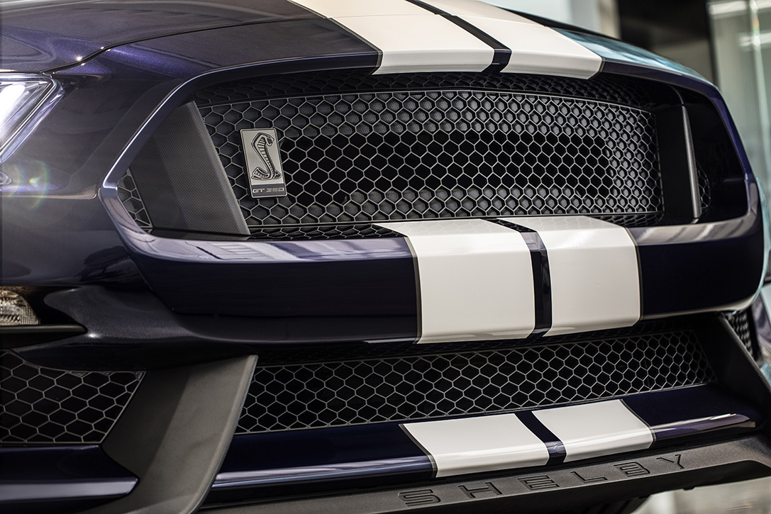 2019 Ford Mustang Shelby Gt350 Hiconsumption