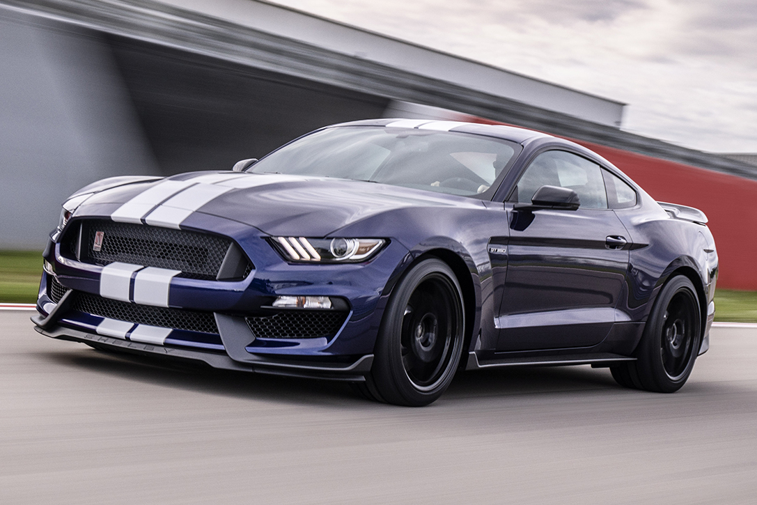 2019 Ford Mustang Shelby GT350 | HiConsumption