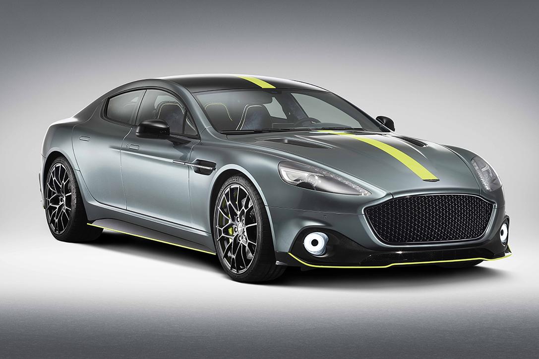 2019 Aston Martin Rapide AMR | HiConsumption