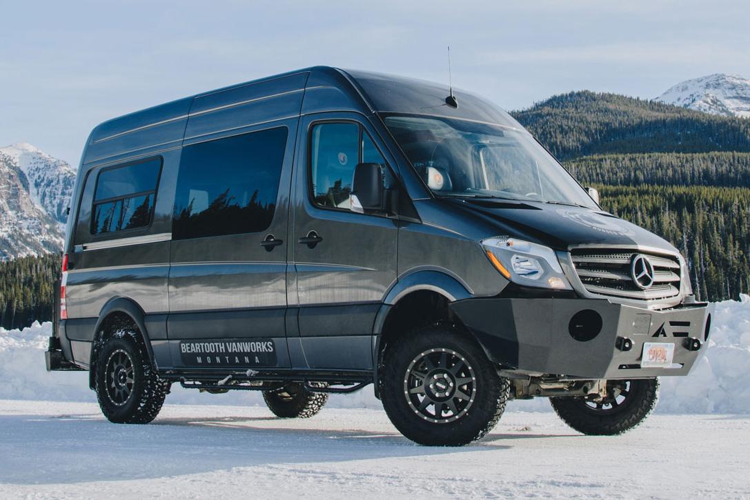 55278fcba629 Beartooth Vanworks Custom Sprinter Vans