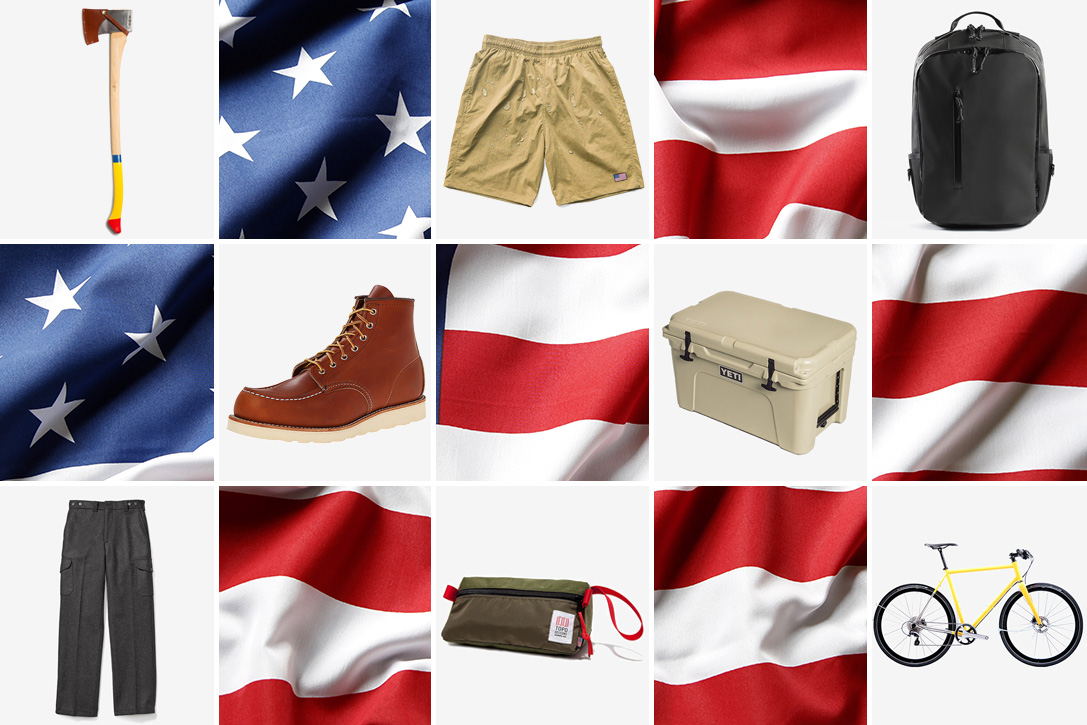 Made In The USA: 60 Best Pieces Of American Made Gear