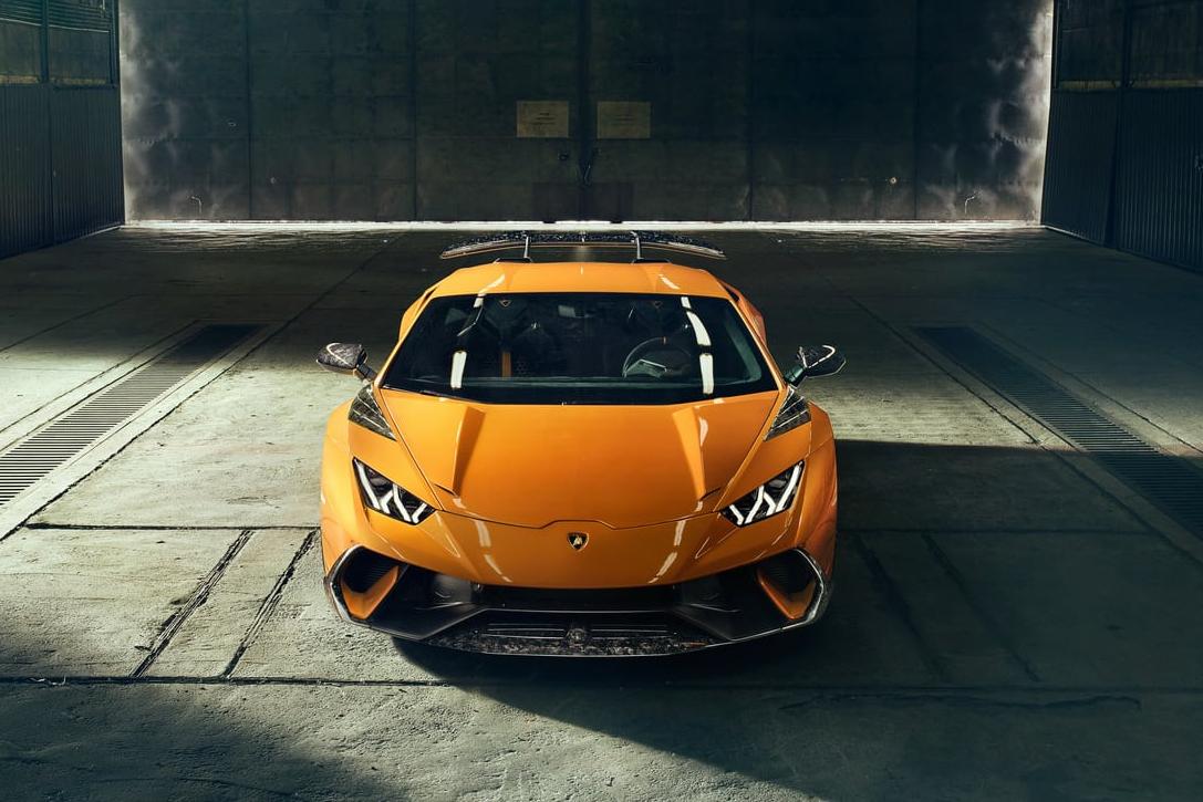 Novitec Lamborghini Huracan Performante | HiConsumption