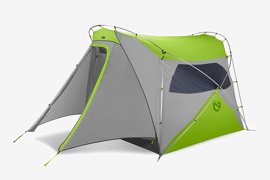 Nemo Wagontop C&ing Tent & Super Shelters: 15 Best Large Camping Tents | HiConsumption