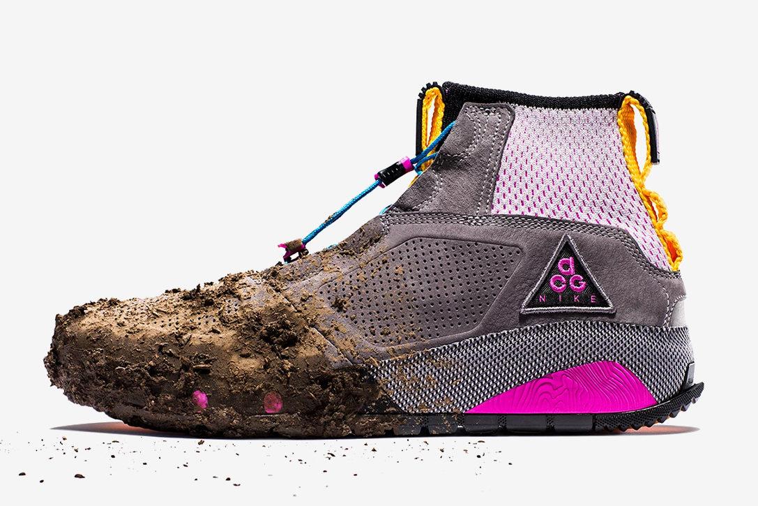 design de qualité 83031 e285d Nike ACG Ruckel Ridge Hiking Boots | HiConsumption