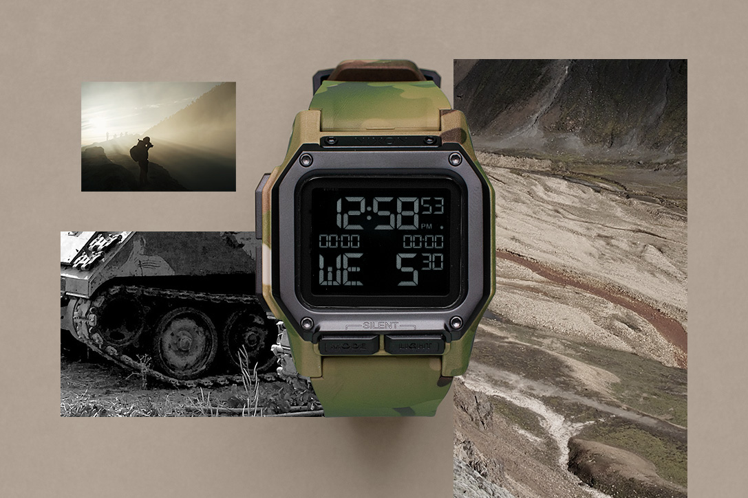 Review: Nixon Teamed Up With Special Forces To Build A Badass Tactical Watch