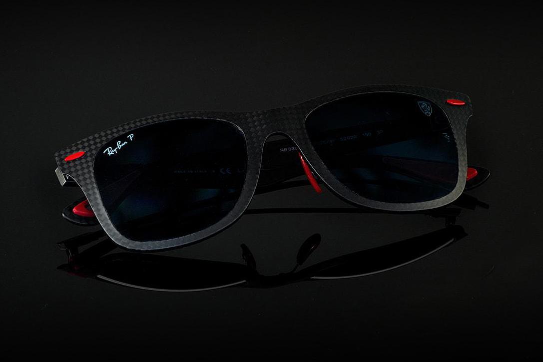 948b9195ac Ray-Ban Scuderia Ferrari Sunglasses Collection