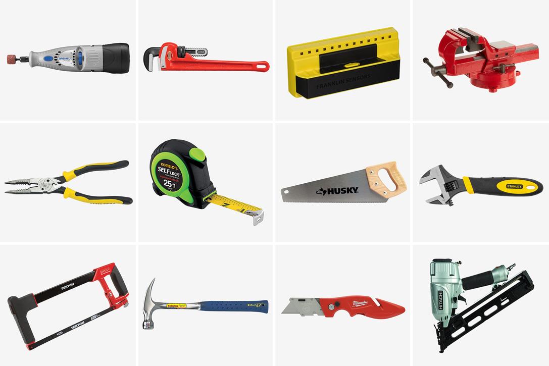 Handyman Essentials: 40 Tools Every Man Should Own