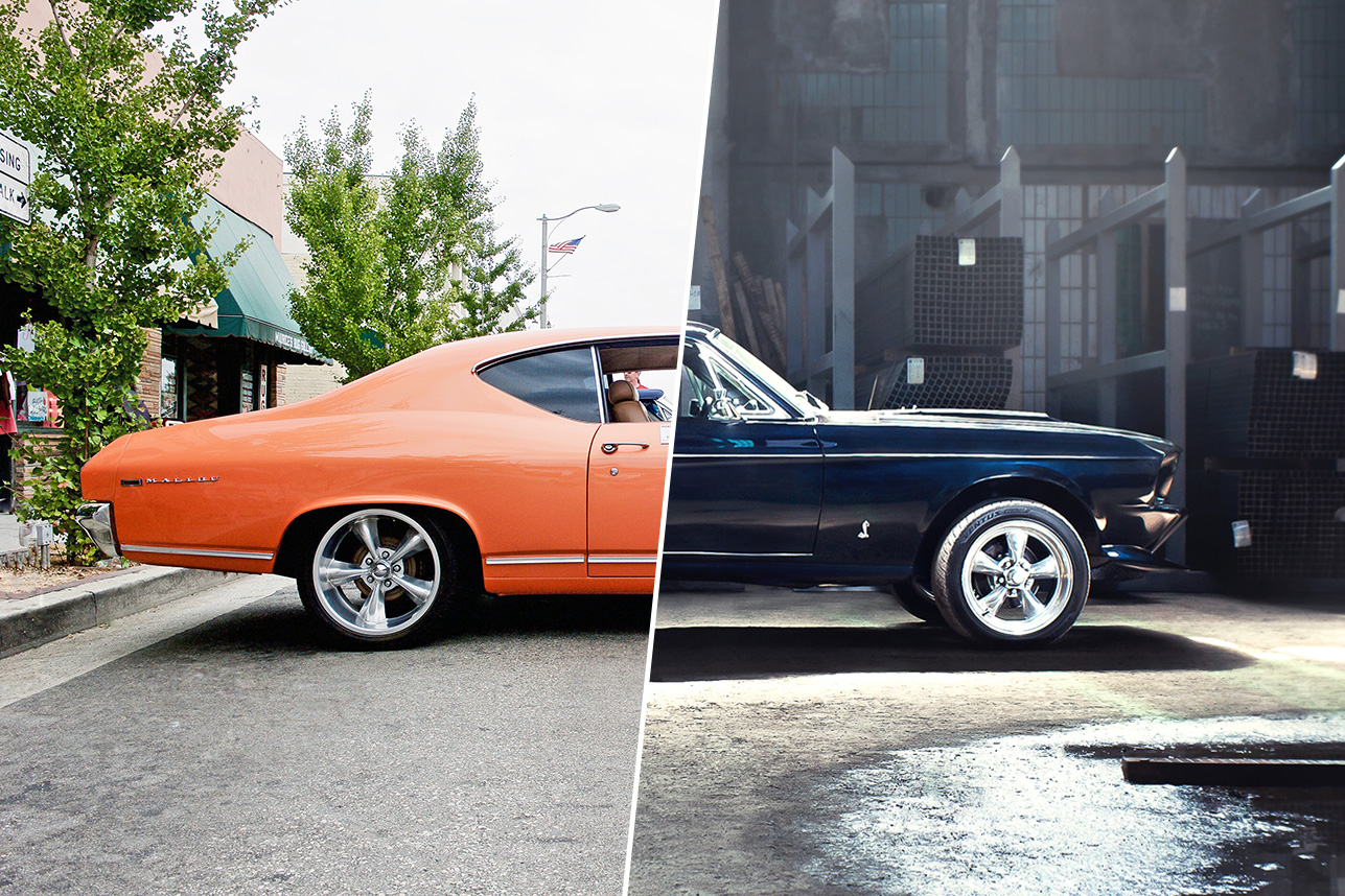 What's The Difference: Pony Car Vs. Muscle Car