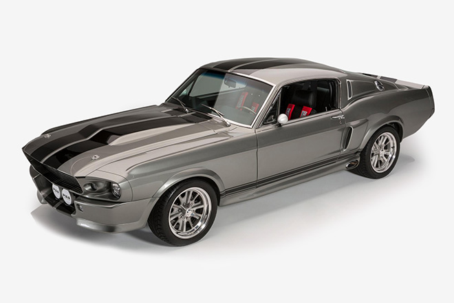 Ford Mustang 1967 Eleanor Kit