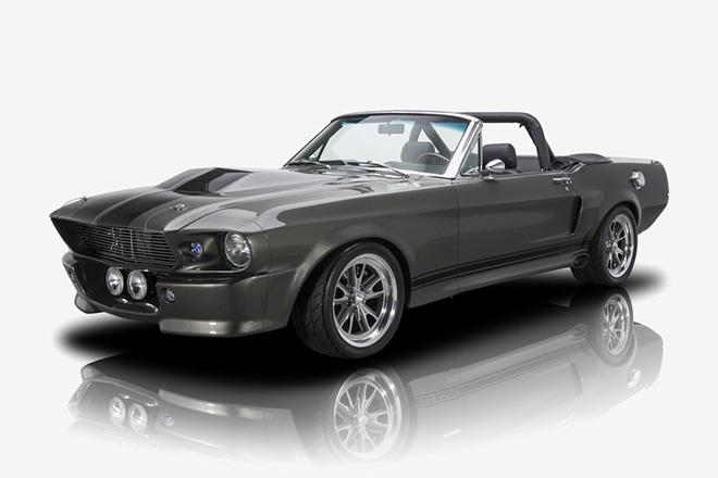 1967 Ford Mustang 'Eleanor' Custom Replica | HiConsumption