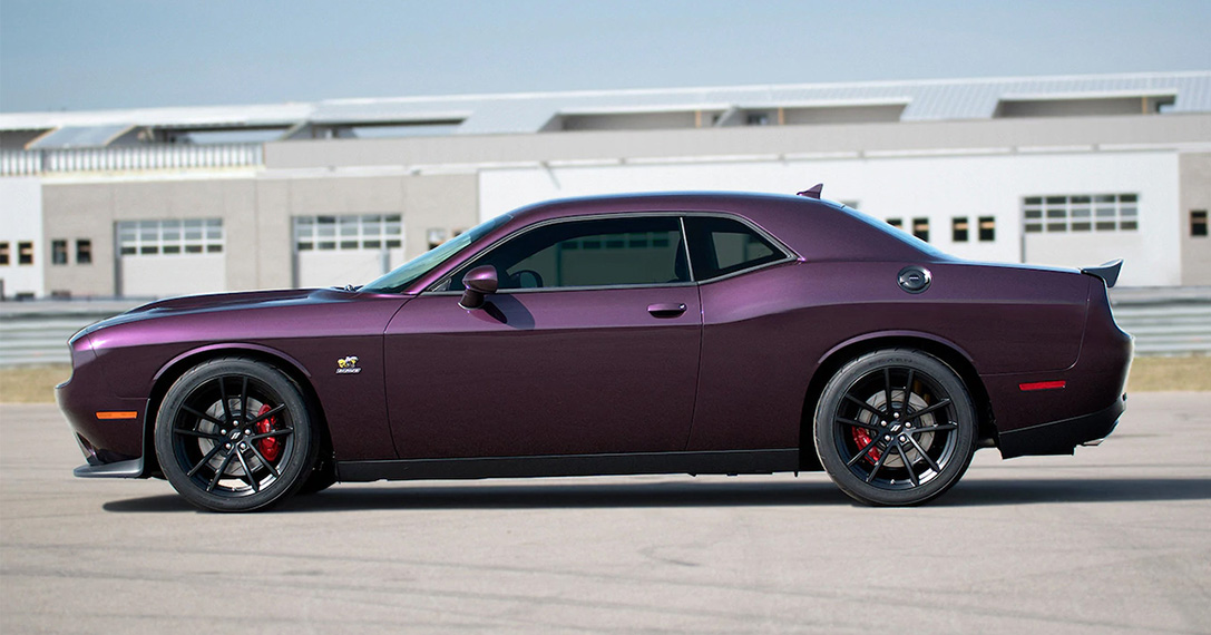 Challenger Scat Pack >> 2019 Dodge Challenger R/T Scat Pack 1320 | HiConsumption