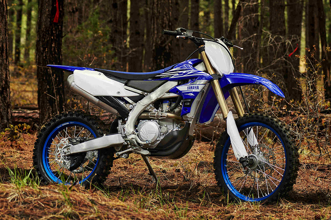 Yamaha  Stroke Dirt Bike Engine