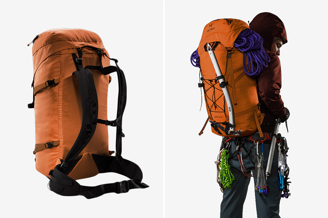 Arc Teryx Alpha Ar 35 Backpack Hiconsumption