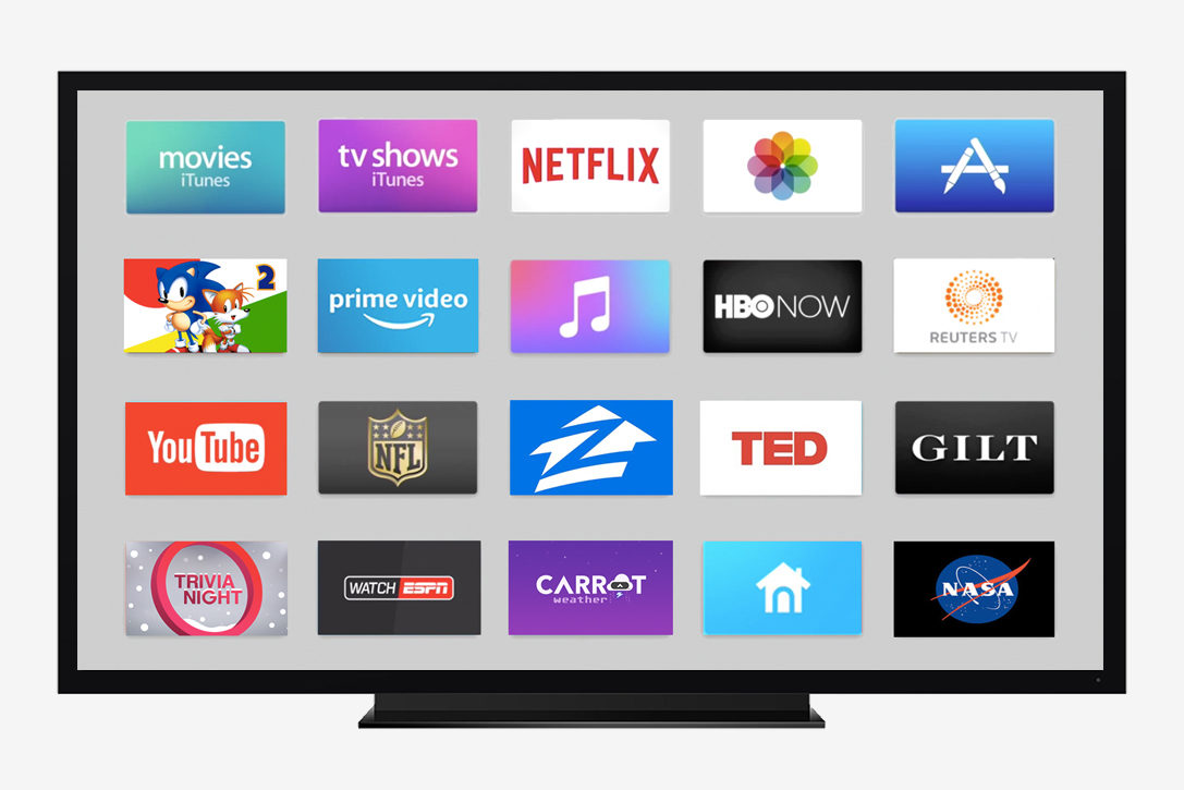 Into The Stream: 33 Best Apple TV Apps | HiConsumption