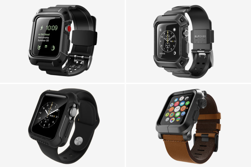 reputable site 766d9 4a18e The 10 Best Apple Watch Cases of 2019   HiConsumption