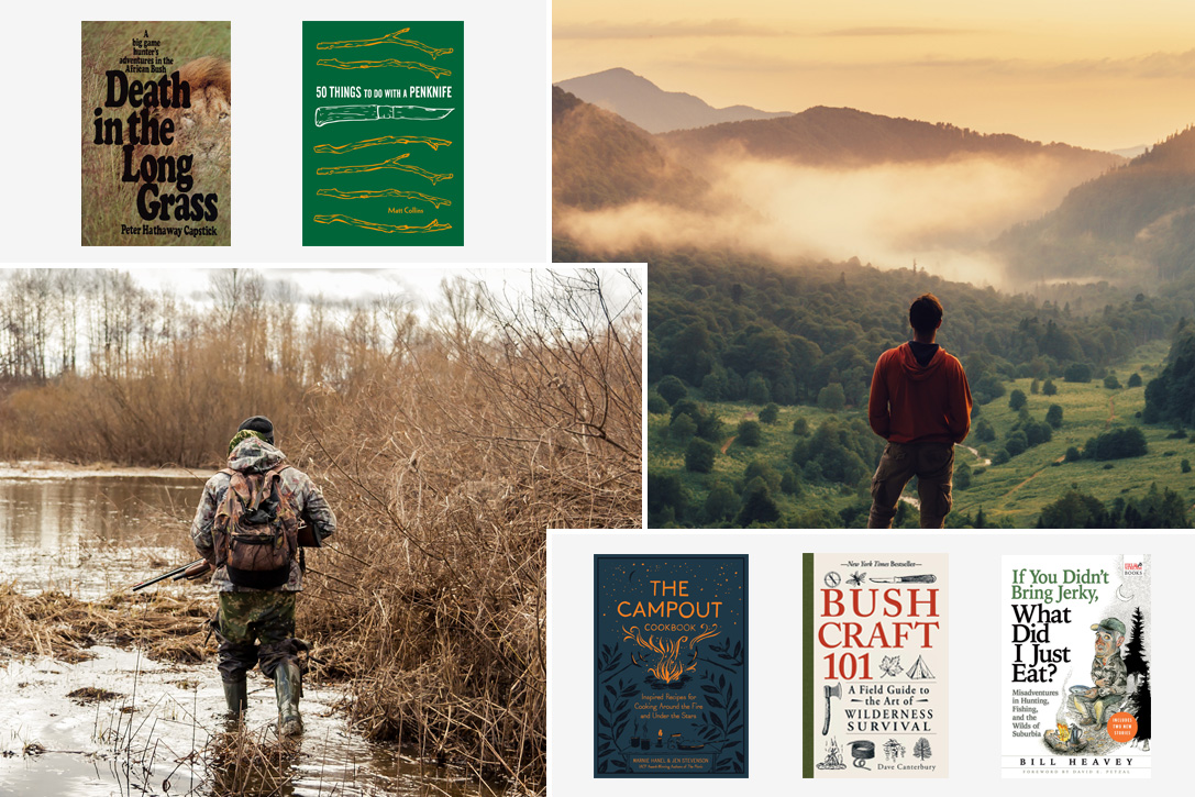 Adventure Almanacs: 20 Best Books For The Outdoorsman