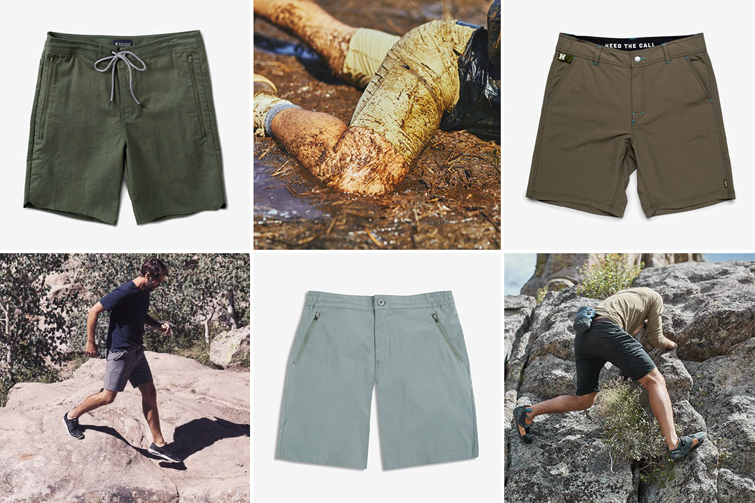 12 Best Hybrid Adventure Shorts For Men Hiconsumption