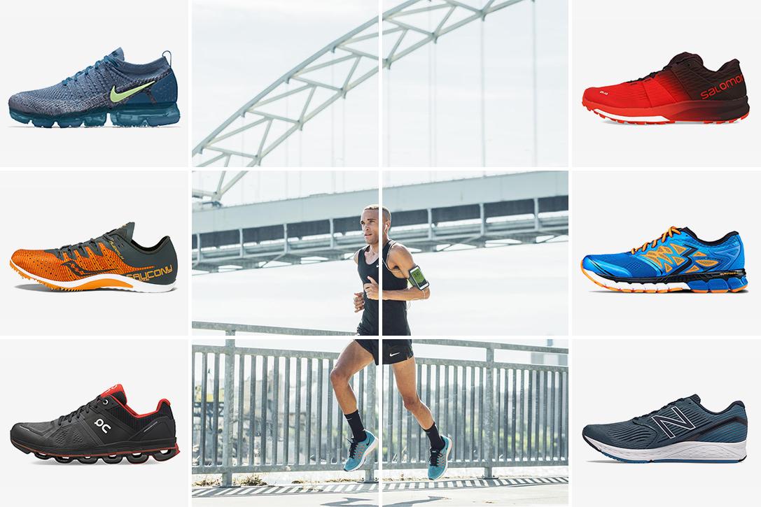 best men's running shoes 2018