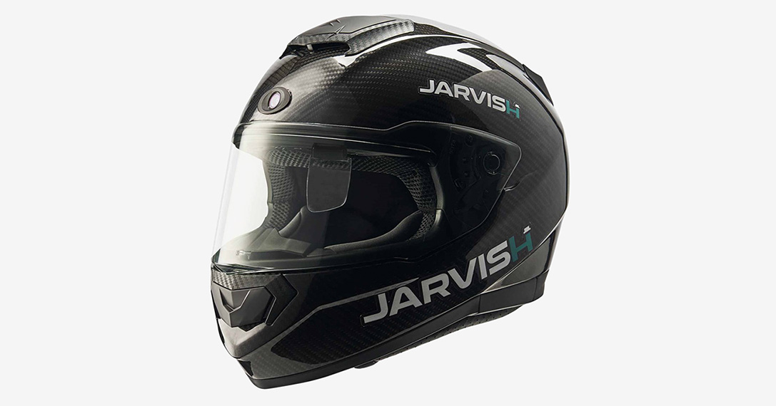 Jarvish X Ar Smart Motorcycle Helmet Hiconsumption