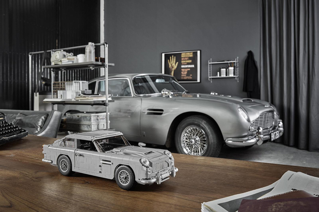 Aston Martin Works >> LEGO James Bond Aston Martin DB5 | HiConsumption
