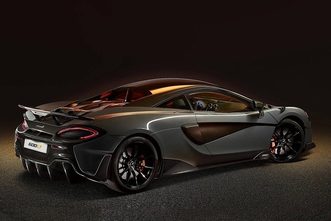 2018 McLaren 600 LT   HiConsumption